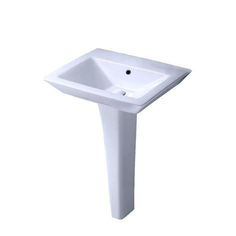 sink bathroom home depot american standard retrospect pedestal combo bathroom sink