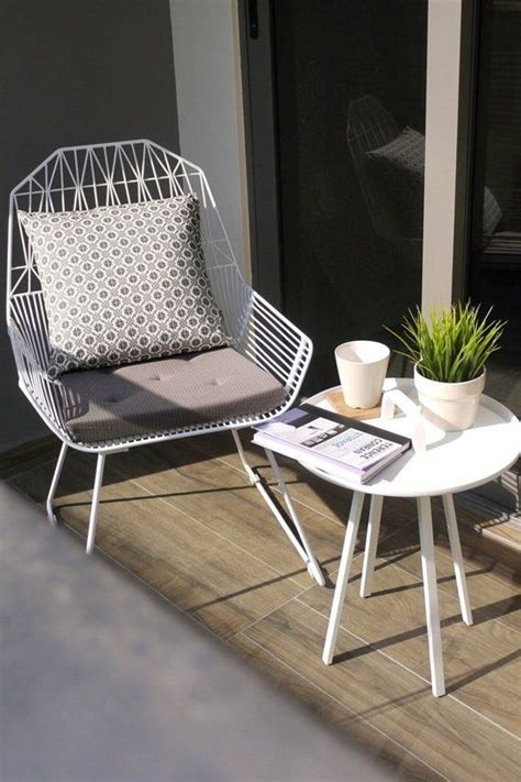 Patio Chairs For Small Balcony Best 25 Small Balcony Furniture Ideas On