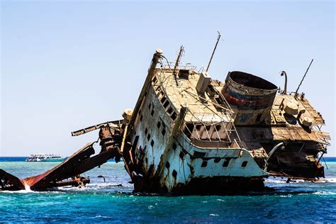 Shipwreck Pictures
