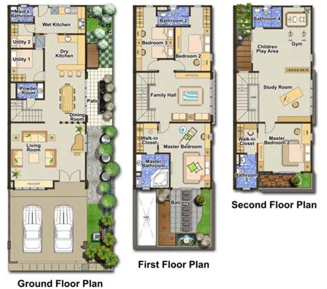 kensington palace 1a floor plan emerald heights bukit dumbar penang property talk