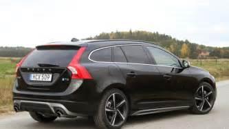 Volvo V60 The 2017 Volvo V60 T6 Awd Gets Better With A Polestar Ecu