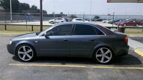2003 Audi A4 by Houston9479 2003 Audi A43 0 Quattro Sedan 4d Specs Photos