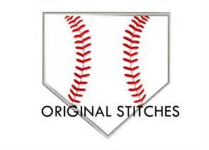 baseball home plate home plate baseball applique machine embroidery digital design