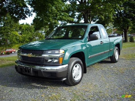 chevy colorado green green chevy truck autos post
