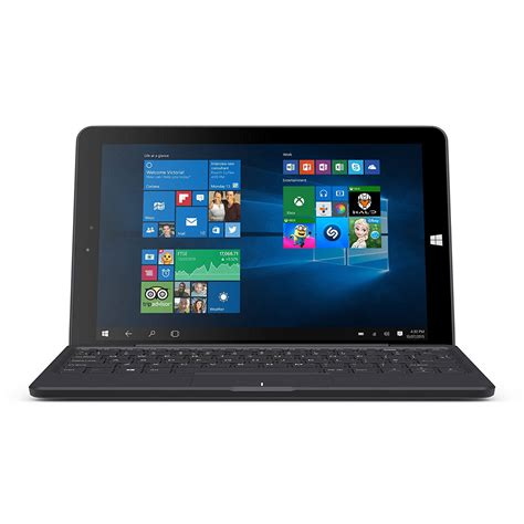 Tablet Mito Intel Atom linx 1020 10 1 quot 2 in 1 laptop tablet pc with keyboard