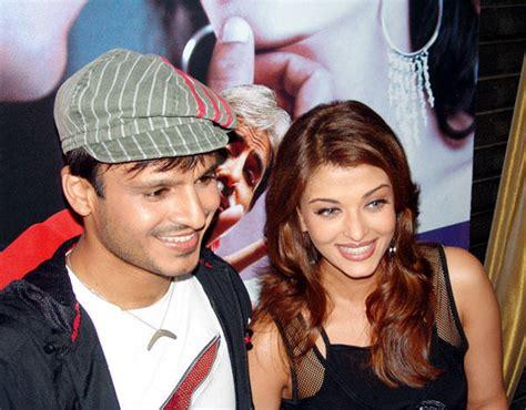aishwarya rai vivek oberoi song vivek oberoi aishwarya rai hollywood bollywood celebrity