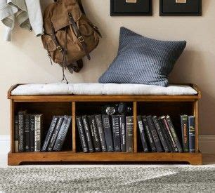 pottery barn shoe bench 1000 images about shoe storage benches on pinterest