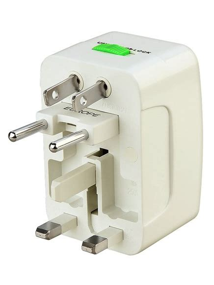 Adaptor Charger Universal Batok Charger universal travel charger adapter the abroad