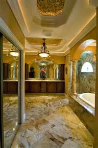 luxury tuscan bathroom decor