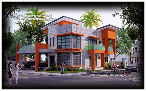 2 storey 3 bedroom house design philippines philippine dream house design four bedroom two storey house