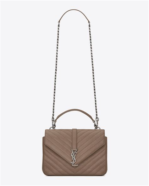 saint laurent classic medium college monogram saint