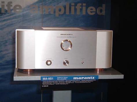 marantz ma  reference series mono amplifier audioholics