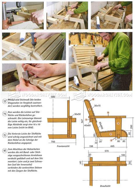 Wooden Swing Plans ? WoodArchivist