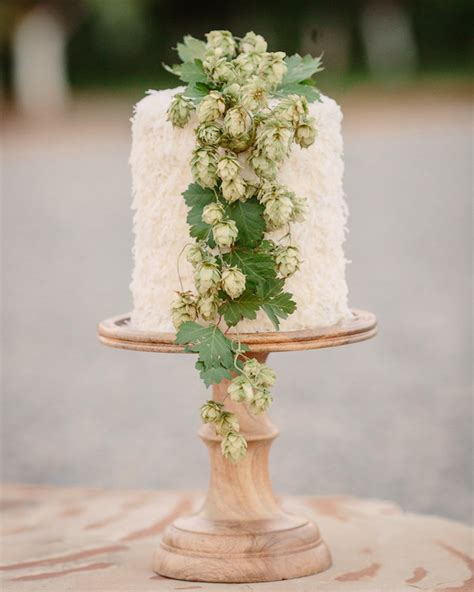 Wedding Cake One Tier by Trend Alert 25 Gorgeous Ideas For Single Tier Wedding Cakes