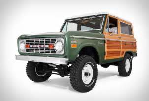 Ford Branco Woody Ford Bronco