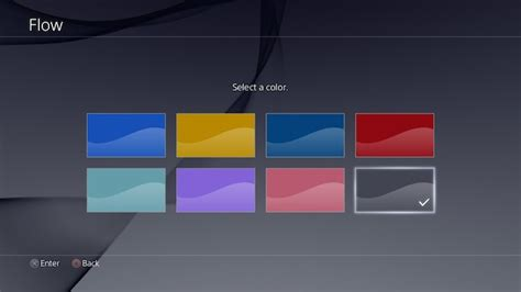 ps4 themes from usb ps4 2 0 mp3s themes and better dashboard organization