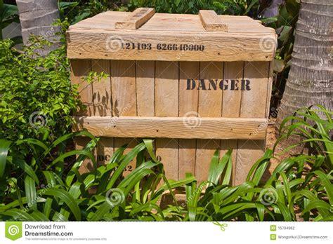 danger box stock photography image