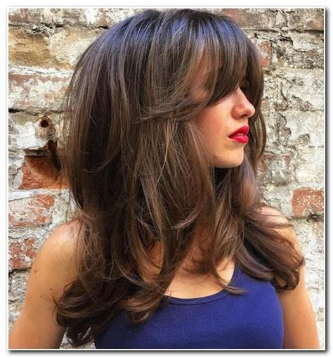 medium length layered hairstyles for thick hair medium length layered hairstyles for thick hair new