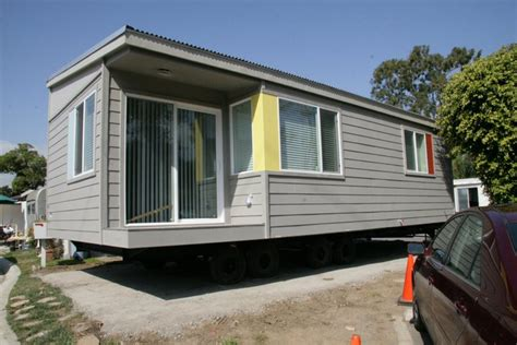 mobile home design uk jetson green low cost prefabs land in santa monica