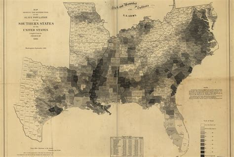 map of the united states slavery these maps reveal how slavery expanded across the united