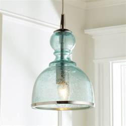 Seeded Glass Pendant Light Colored Seeded Glass Pendants B Shades Of Light