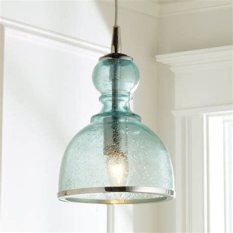 Pendant Lighting Colored Glass Colored Seeded Glass Pendants B Shades Of Light
