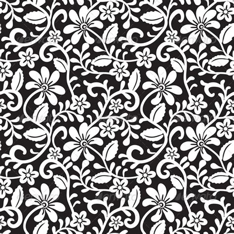 lace seamless pattern vector seamless lace floral pattern graphicriver