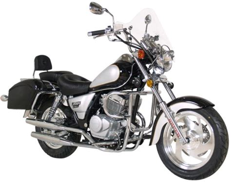 Lifan Motorcycle Specifications