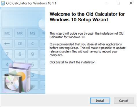 install windows 10 calculator techunboxed how to get classic calculator back in windows 10