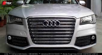 Audi Aftermarket Grill Alternative Audi A8 W12 Grille