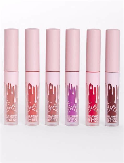 Lipstick Mungil Edition Matte Li Diskon matte lip kits cosmetics by jenner