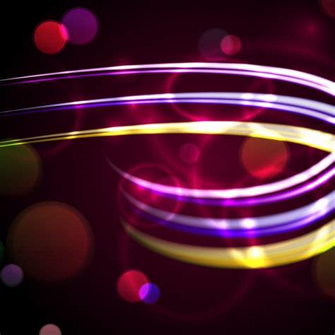 imagenes abstractas neon fondo abstracto con luces de neon borrosas descargar