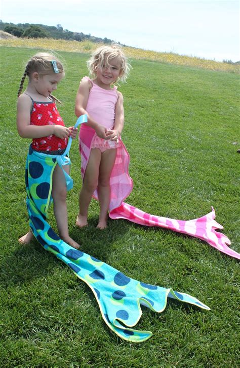 Mermaid Tutorial | stitch to my lou mermaid tail towel tutorial