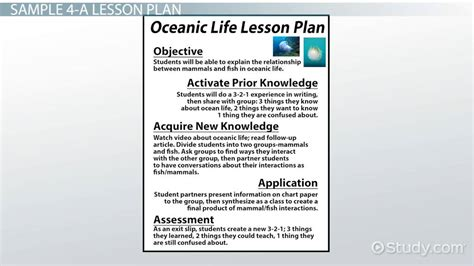 lesson plan template for nursing education 4as lesson plan sle video lesson transcript study com