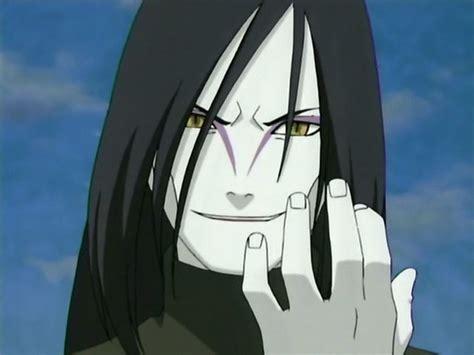 Anime Naruto Orochimaru Orochimaru Naruto Absolute Anime