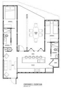 cargo container floor plans sense and simplicity shipping container homes 6