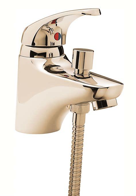 Mono Bath Shower Mixer Tap by Tre Mercati Modena Mono Bath Shower Mixer Tap With Shower