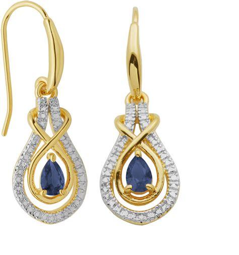 jcpenney bridge jewelry classic treasures genuine sapphire