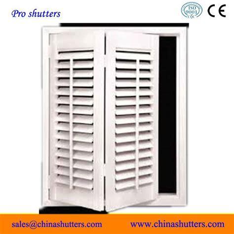 folding window shutters interior door to door delivery folding interior shutters with