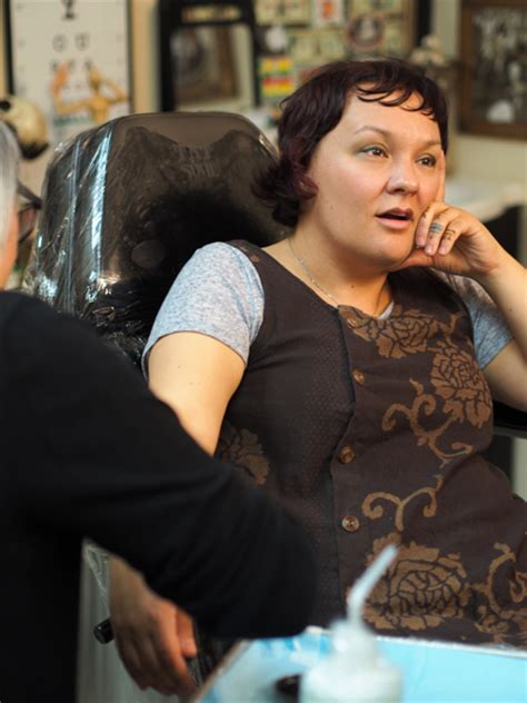 inupiaq tattoos i 241 upiaq filmmaker selected for sundance academy