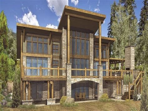 log and stone house plans hybrid timber log home plans stone and timber homes