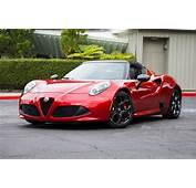 2018 Alfa Romeo 4C Spider Test Drive Review  AutoNation