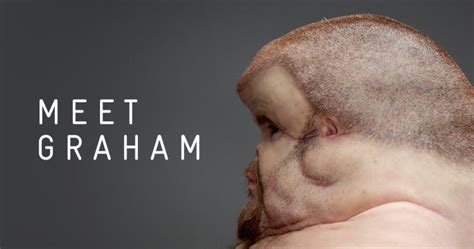 meet graham a highly evolved humanoid designed to