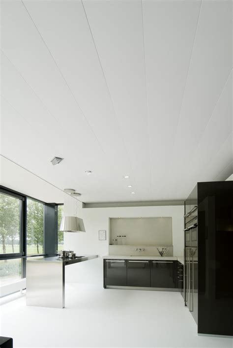 Plafond Aluminium aluminium plafonds voor badkamer keuken en woonkamer