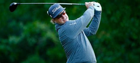 charley hoffman golf swing tools of the trade charley hoffman s winning clubs at the vto