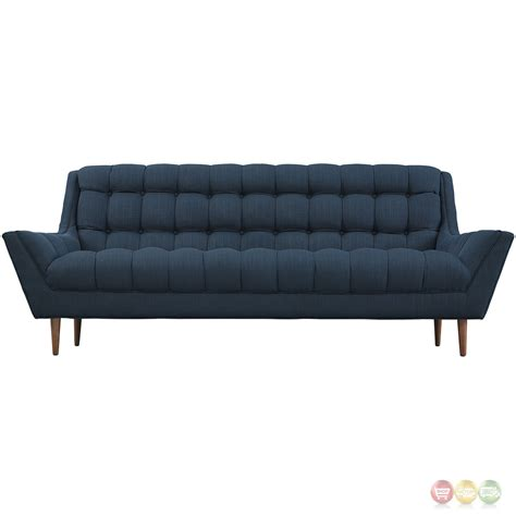 contemporary tufted sofa response contemporary button tufted upholstered sofa azure