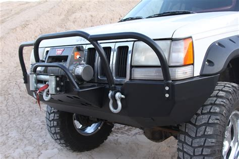 Jeep Zj Brush Guard Rock 4x4 Bolt On Brush Grille Guard For Jeep Grand