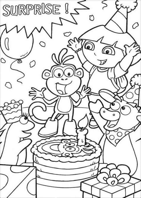 grandmother birthday coloring pages happy birthday grandma coloring pages az coloring pages