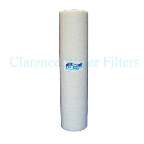 Sedimen Watertech 10 clarence water filters australia 10 quot x 2 5 quot dirt and sediment water filters