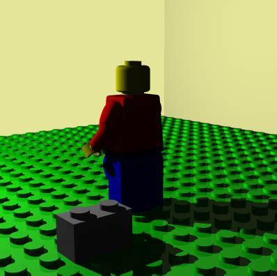 tutorial omino lego modellazione e resa realistica con xcmodel